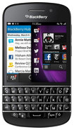 BlackBerry - Q10 4G Mobile Phone (Unlocked) - Black