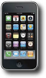 Apple - iPhone 3GS with 16GB Memory