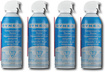 Dynex - Compressed Gas Duster (4-Pack)