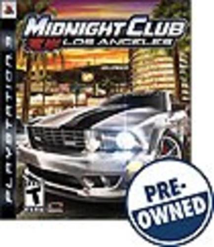Midnight Club: Los Angeles - PRE-Owned - PlayStation 3