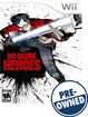 No More Heroes - PRE-OWNED - Nintendo Wii