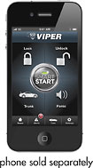 Viper Remote Start System with SmartStart - Black