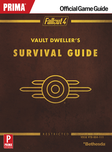 Prima Games - Fallout 4: Vault Dweller's Survival Guide - Multi
