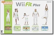 Nintendo - Wii Fit Plus with Wii Balance Board for Nintendo Wii
