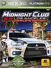 Midnight Club: Los Angeles Complete Edition Platinum Hits - Xbox 360