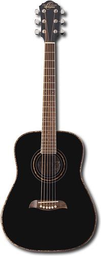 Oscar Schmidt - 6-String 3/4-Size Dreadnought Acoustic Guitar - Natural