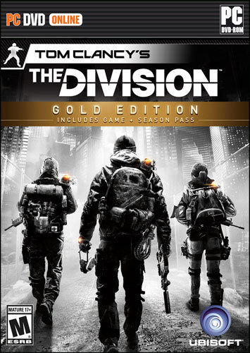 Tom Clancy's The Division Gold Edition - Windows