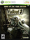 Fallout 3: Game of the Year Edition: Xbox 360