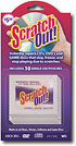 Scratch Out - CD/DVD Repair Wipes (10-Pack)