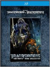 Transformers/Transformers: Revenge of the Fallen: Two-Movie Mega Collection [4 Discs / Blu-ray] - Widescreen Special - Blu-ray Disc
