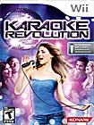 Karaoke Revolution with Microphone - Nintendo Wii