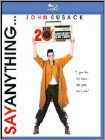 9571144 Say Anything… 20th Anniversary Edition Blu ray Review