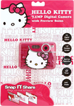Hello Kitty 51-Megapixel Digital Camera - Black/Pink/Red