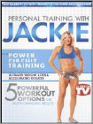 Personal Training with Jackie Power Circuit Training DVD