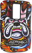 Buy Phones - Ed Hardy Case for BlackBerry Bold Mobile Phones - Black