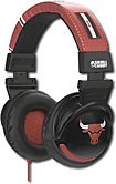Skullcandy - Derrick Rose Bulls Hesh Stereo Headphones - Red