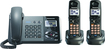 Panasonic - DECT 60 Expandable Phone System with Digital Answering System