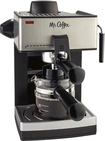 Buy Coffee Makers  - Mr Coffee Steam Espresso Machine - Black