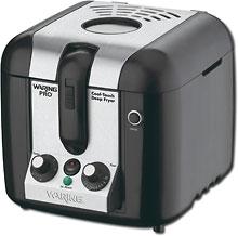 BestBuy - Refurbished Waring Pro Deep Fryer in Black - $34.99