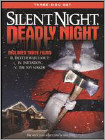 Silent Night, Deadly Night: Better Watch Out/Initiation/The Toymaker [3 Discs] - DVD