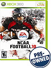 NCAA Football 10 - PRE-OWNED - Xbox 360