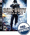 Call of Duty: World at War - PRE-OWNED - PlayStation 3