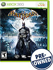 Batman: Arkham Asylum - PRE-OWNED - Xbox 360