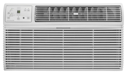Frigidaire - Home Comfort 10,000 BTU Through-the-Wall Air Conditioner and 10,600 BTU Heater - White