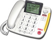 Uniden - Corded Speakerphone with Call-Waiting Caller ID