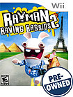 Rayman: Raving Rabbids 2 - PRE-OWNED - Nintendo Wii