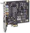 Creative - Sound Blaster X-Fi Titanium Sound Card