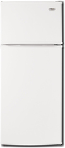 Whirlpool - 17.5 Cu. Ft. Frost-Free Top-Mount Refrigerator - White
