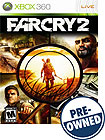 Far Cry 2 - PRE-OWNED - Xbox 360