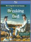 Breaking Bad: The Complete Second Season [3 Discs/Blu-ray] - Widescreen - Blu-ray Disc
