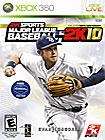Major League Baseball 2K10 - Xbox 360