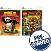 Kung Fu Panda/LEGO Indiana Jones: The Original Adventures PRE-OWNED - Xbox 360