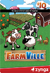 Zynga FarmVille Prepaid Game Card ($10)