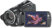 Canon VIXIA High-Definition Digital Camcorder with 27