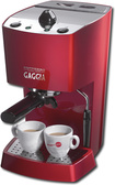 Buy Coffee Makers  - Gaggia Color Espresso Maker - Red