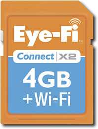Eye-Fi - Wireless Connect X2