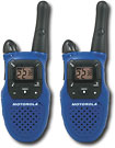 Motorola Talkabout 16-Mile, 22-Channel FRS/GMRS 2-Way Radio (Pair)