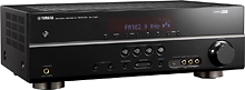 Yamaha RX-V367BL 500W 5.1-Ch. 3D Pass Through A/V Home Theater Receiver