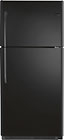Frigidaire - 20.6 Cu. Ft. Top-Mount Refrigerator - Black