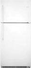 Frigidaire - 20.6 Cu. Ft. Top-Mount Refrigerator - White