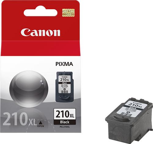 Canon - 210XL High-Yield Ink Cartridge - Black