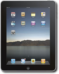 Apple - iPad with Wi-Fi - 16GB