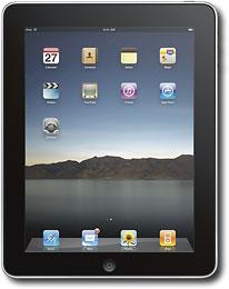 Apple - iPad with Wi-Fi - 16GB