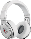 Beats by Dr. Dre - Beats Pro On-Ear Headphones - White
