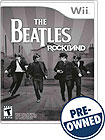 The Beatles: Rock Band - PRE-OWNED - Nintendo Wii