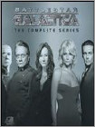 Battlestar Galactica: The Complete Series [26 Discs] - DVD